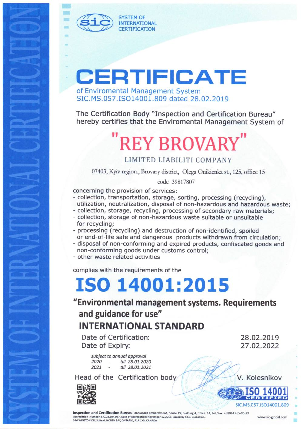 certificate-ISO-14001-3
